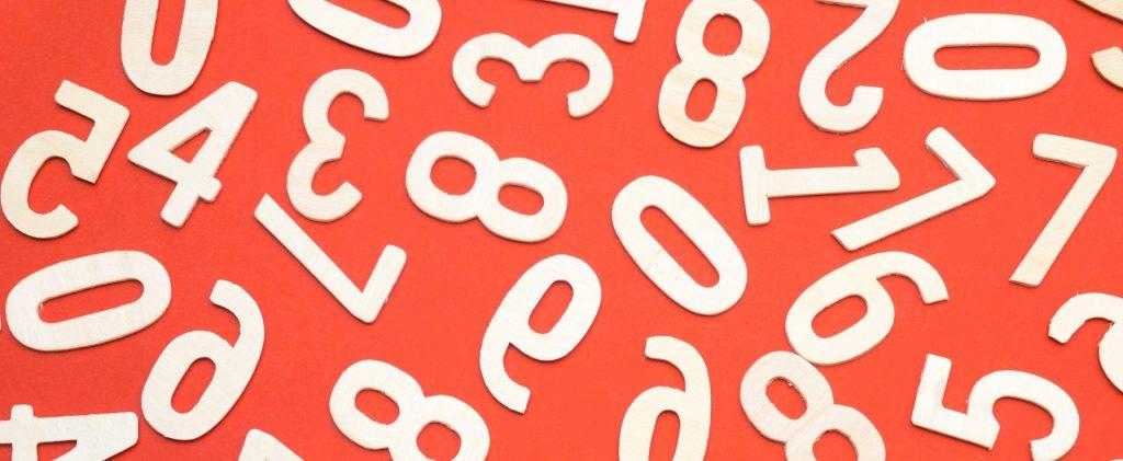 numeracja